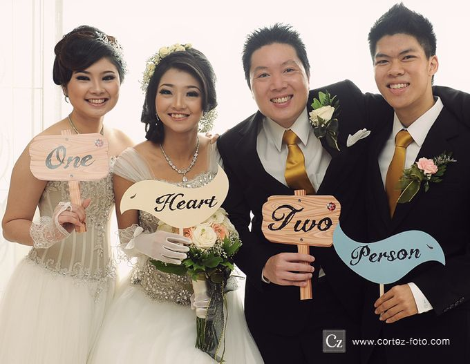 The Wedding of Alex & Chelsya by Cortez photography - 011
