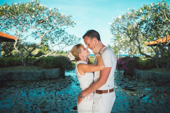 Melodie & Damien - Honeymoon in Bali by AT Photography Bali - 006