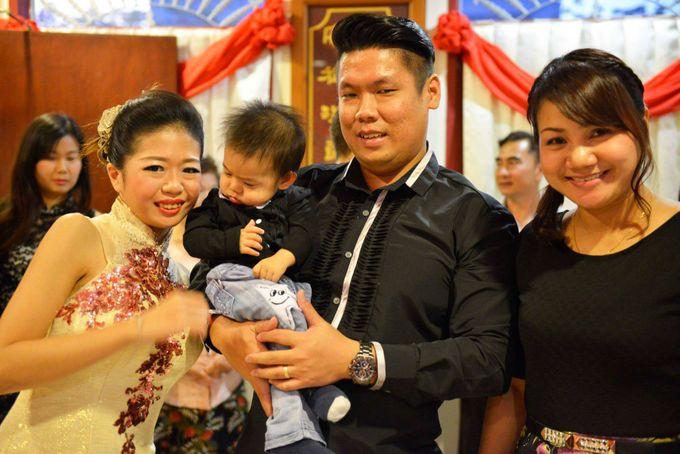 Cindy & Jason by Faith Wedding Event - 013