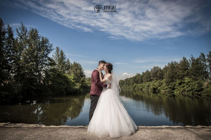 Wedding Actual Day & Pre Wedding by Jovial Photography - 028
