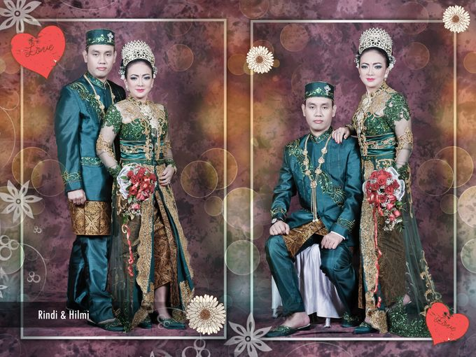 The Wedding Rindi dan Hilmi - Reseption by Citra Production - 007