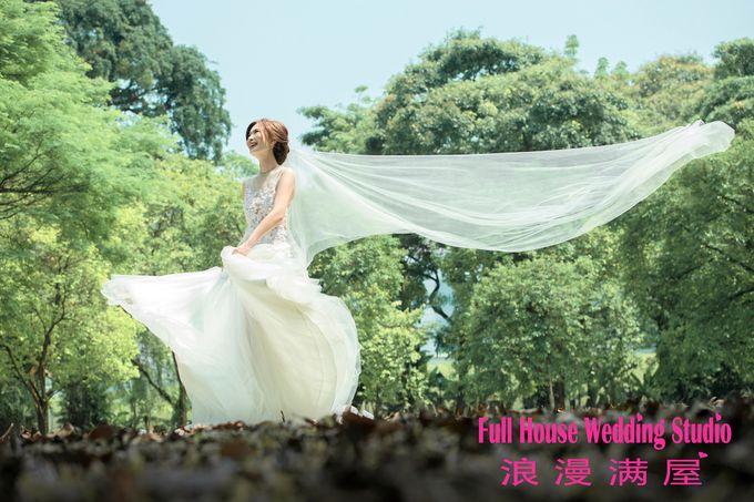 Pre-wedding shooting 1 by Full House Wedding Studio - 004