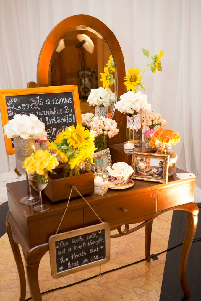 The Wedding of Marion & Valerie -Hotel Aryaduta by The Swan Decoration - 001