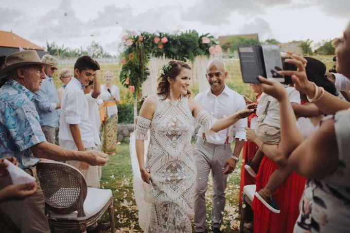 Candace & Farhan by baliVIP Wedding - 011