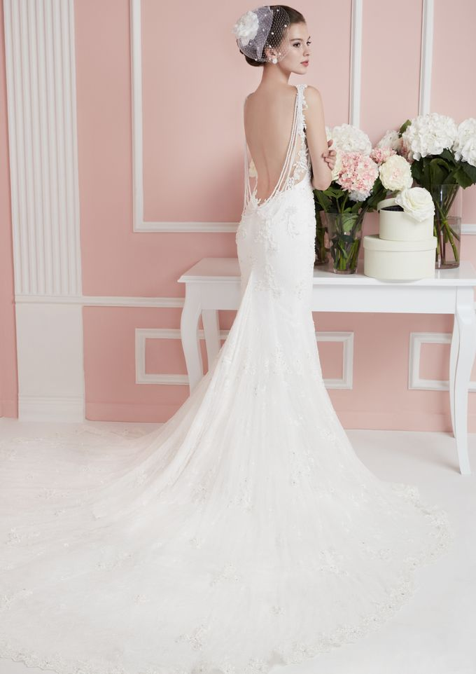 Pink & Audrey Wedding Collection by Digio Bridal - 011
