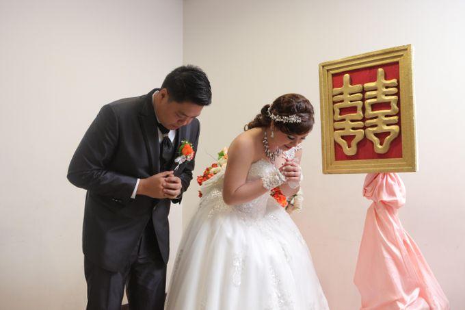 Andy Ria Wedding by Glenn Chandra Wedding - 011