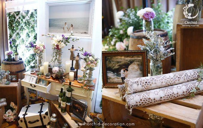 A sweet ending to a new beginning by Orchid Florist and Decoration - 001