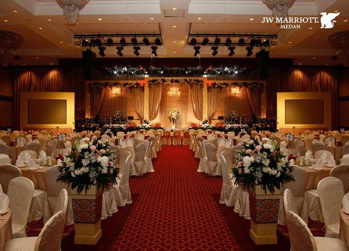 JW MARRIOTT HOTEL MEDAN by JW MARRIOTT HOTEL MEDAN - 011