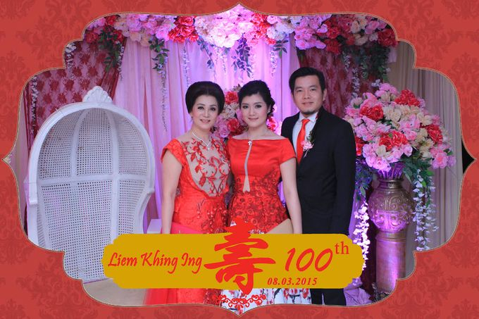One Hundred Birthday of Liem Khing Ing by After 5 Photobooth - 003