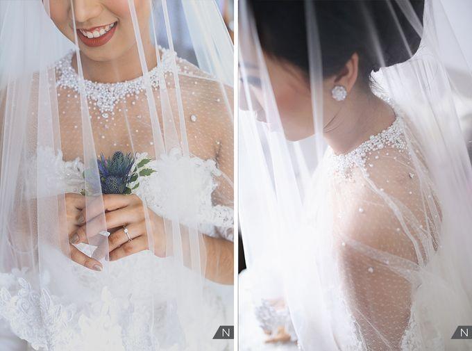 Max & Melissa Wedding by NOMINA PHOTOGRAPHY - 011