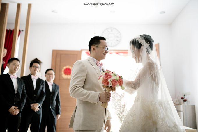 THE WEDDING OF RICHARD & LYDIA by Cynthia Kusuma - 011