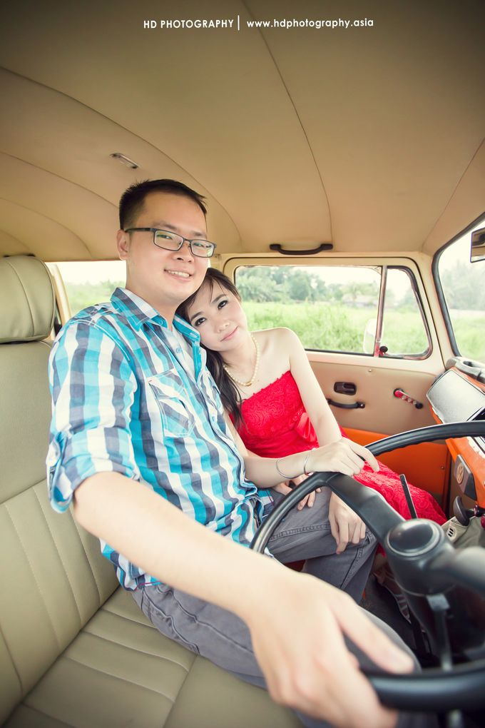 Eko & Sanyeni - Pre wedding by HD Photography - 009