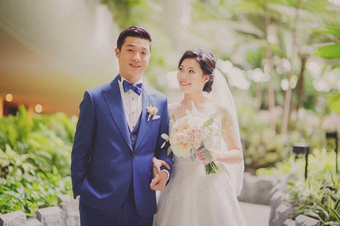 Wedding at Shangrila by Shangri-La Hotel Singapore - 008