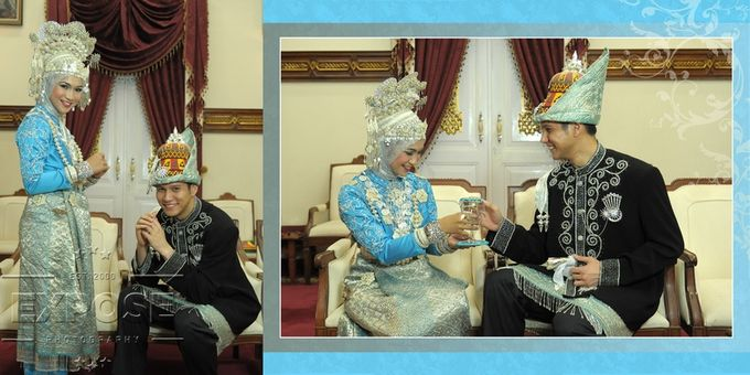 Rara & Fajri by Expose Wedding Photography - 026