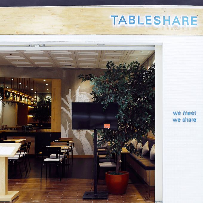 TABLESHARE by WIRASA Group by WIRASA Catering - 007