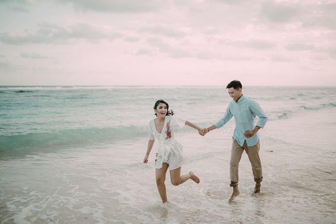 Prewedding A & T by Cahya Dewi Bali - 011