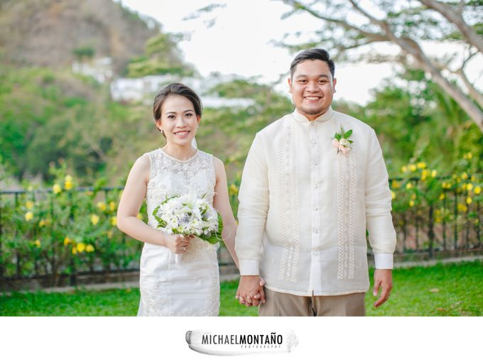 Grace & Clint Wedding Day by Michael Montaño Photography - 011