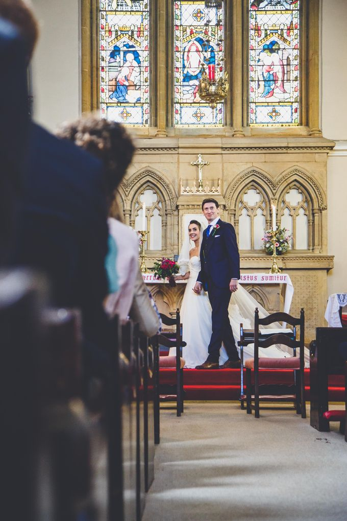 Clare and Ben's Marine Theatre wedding, Lyme Regis by Andrew George Photography - 011