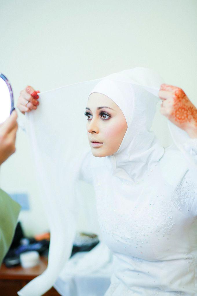 Zuhairah & Fuad by The Rafflesia Wedding & Portraiture - 007