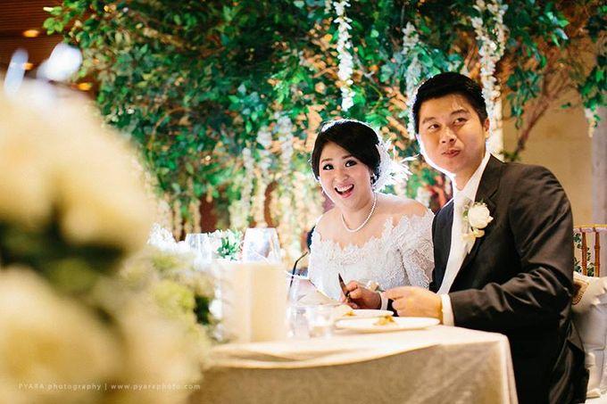 WEDDING OF FRENKY & ELLEN by Sofitel Bali Nusa Dua Beach Resort - 009