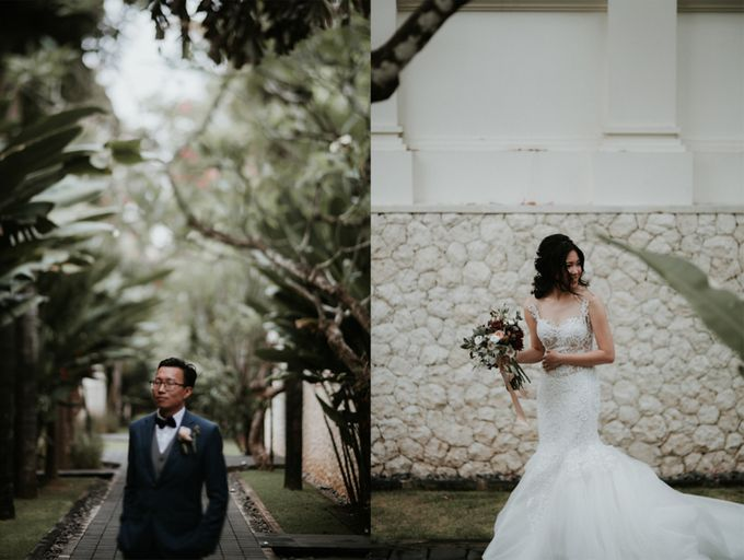 Jeffry & Candy Wedding Day by Calia Photography - 026