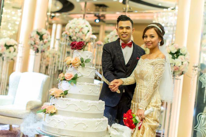 Malay Wedding Extraordinaire Celebration - Daniaal & Suhaila by Born2talk - 008