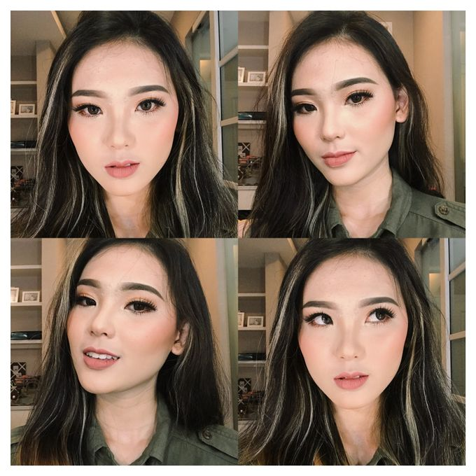 Party Makeup Look by by ivana anneta - 022