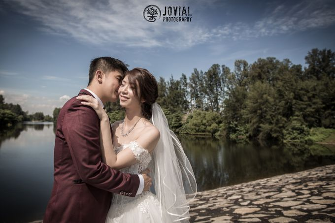 Wedding Actual Day & Pre Wedding by Jovial Photography - 029
