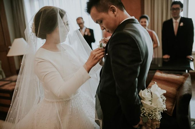 Teddy & Jessica The Wedding by PRIDE Organizer - 002