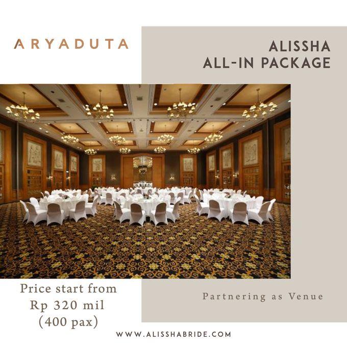 OUR VENUE - HOTEL ARYADUTA by Hotel Aryaduta Jakarta - 001