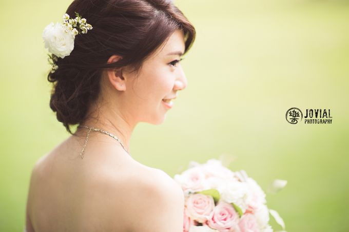 Wedding Actual Day & Pre Wedding by Jovial Photography - 032