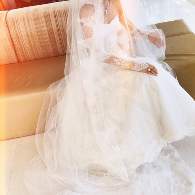 Andree & Priscilla by Elkana Wedding Organizer - 004
