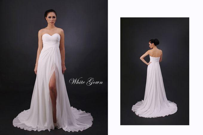 Wedding dress & Evening Gown by Tati Photo - 010