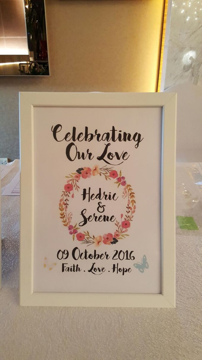 Hedric and Serene by The Lair Weddings Candy Bar - 008