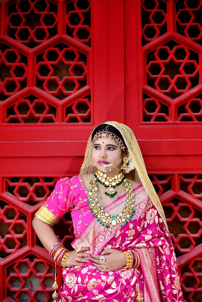 Bride Portrait by Life Touch Picture - 005
