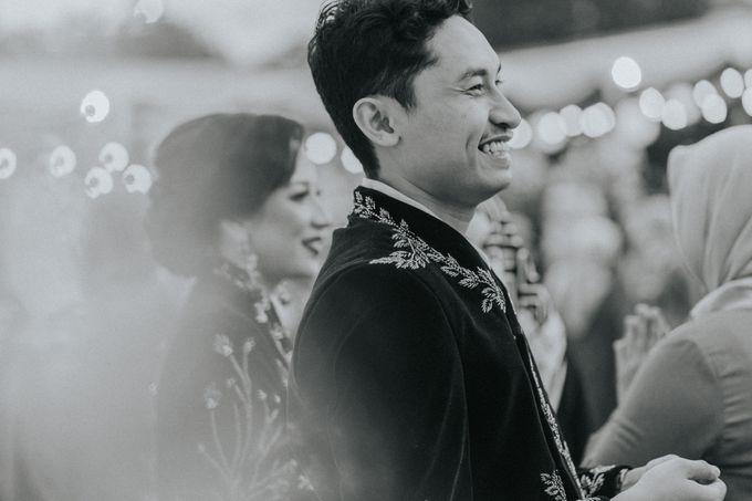 The Wedding of Ghea & Saleh by Elior Design - 003
