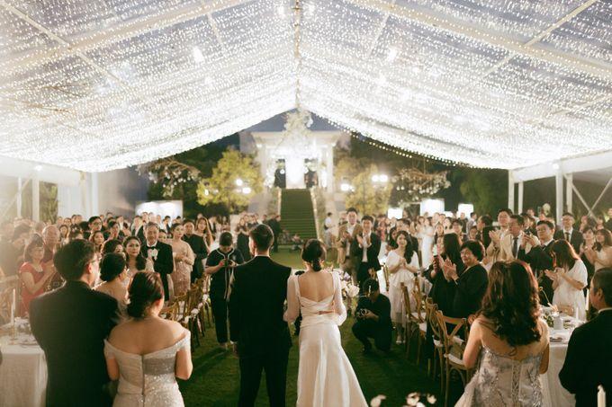 The Wedding Of David & Felicia by Elior Design - 024