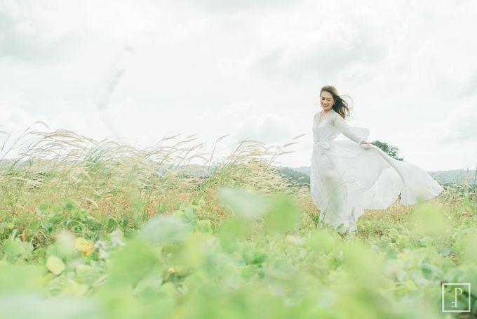 A Modern Peach Themed Tagaytay Wedding by Peach Frost Studio - 007
