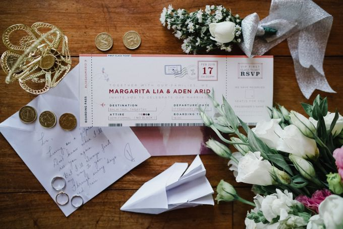 A Travel Themed Wedding of Arid & Lia by Peach Frost Studio - 012