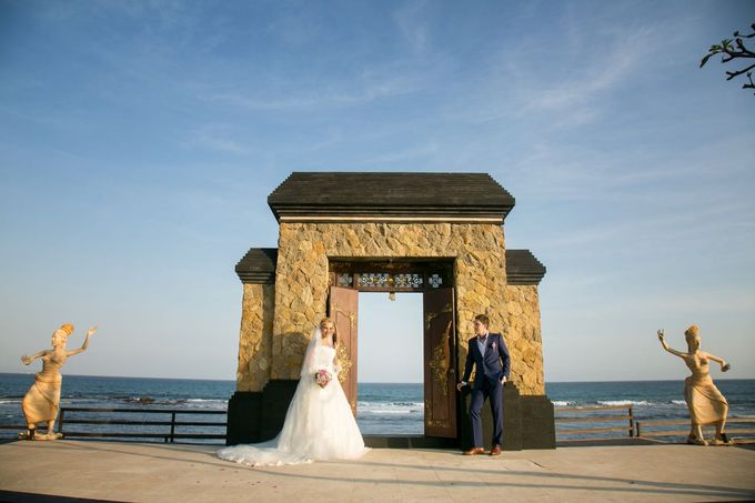 Purple wedding by Bali Angels - 018