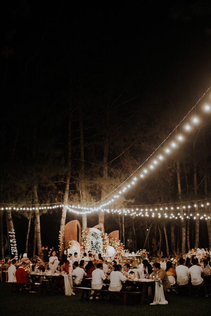 The Wedding of Nysha and Fariz by Elior Design - 011