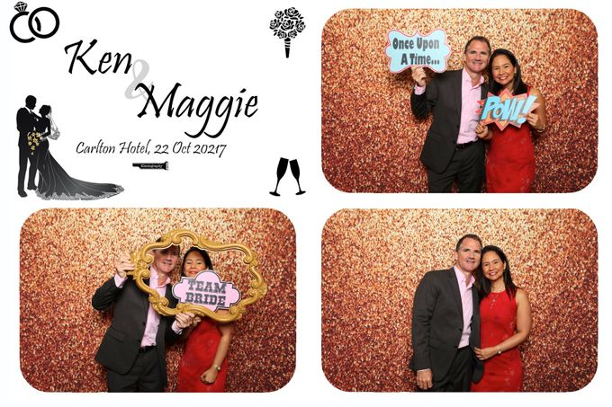 Ken and Maggie by Carlton Hotel Singapore - 012