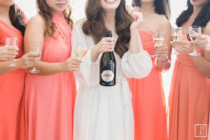A Modern Peach Themed Tagaytay Wedding by Peach Frost Studio - 011