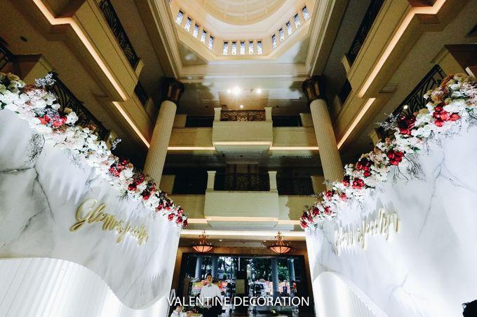 Glenn & Jesslyn Wedding Decoration by Valentine Wedding Decoration - 012