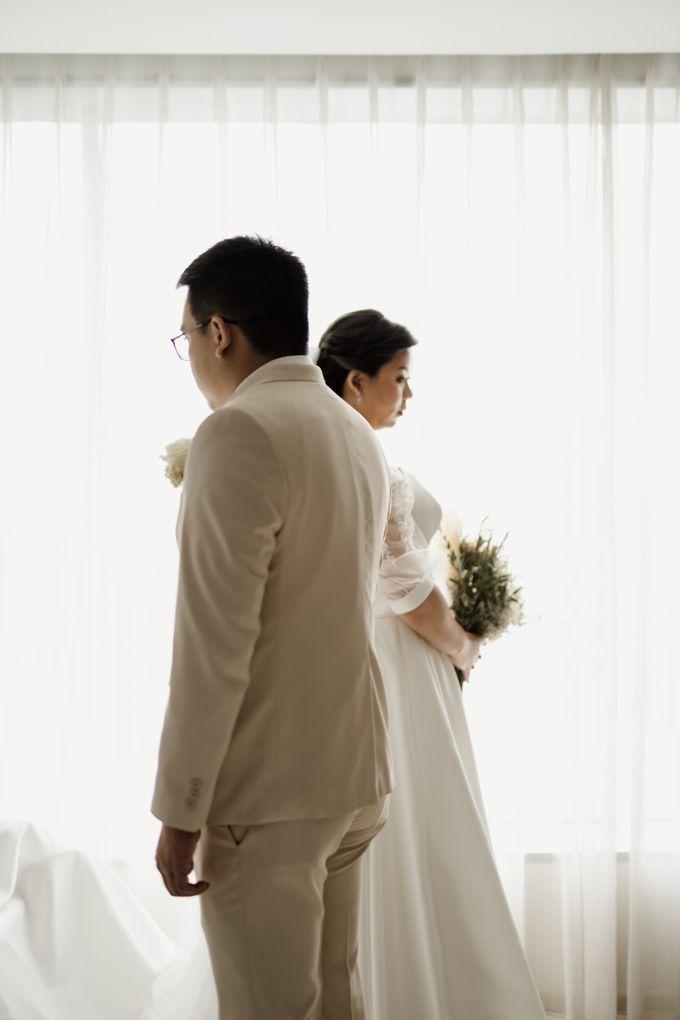 Febri & Grace's Wedding by Cloche Atelier - 010