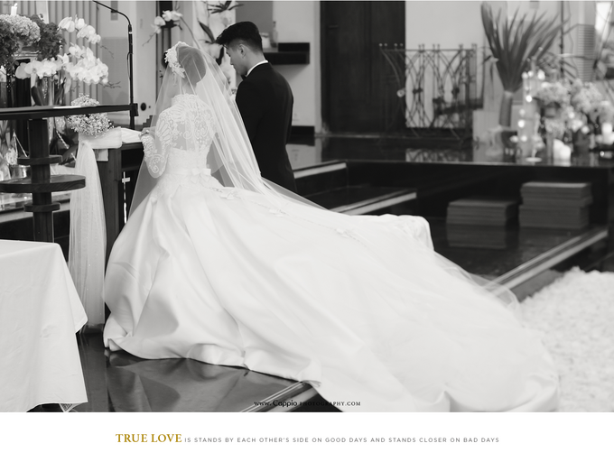 The Wedding of John and Jesslyn by Cappio Photography - 011