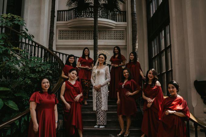 Denita & Fahmi Wedding by AKSA Creative - 012