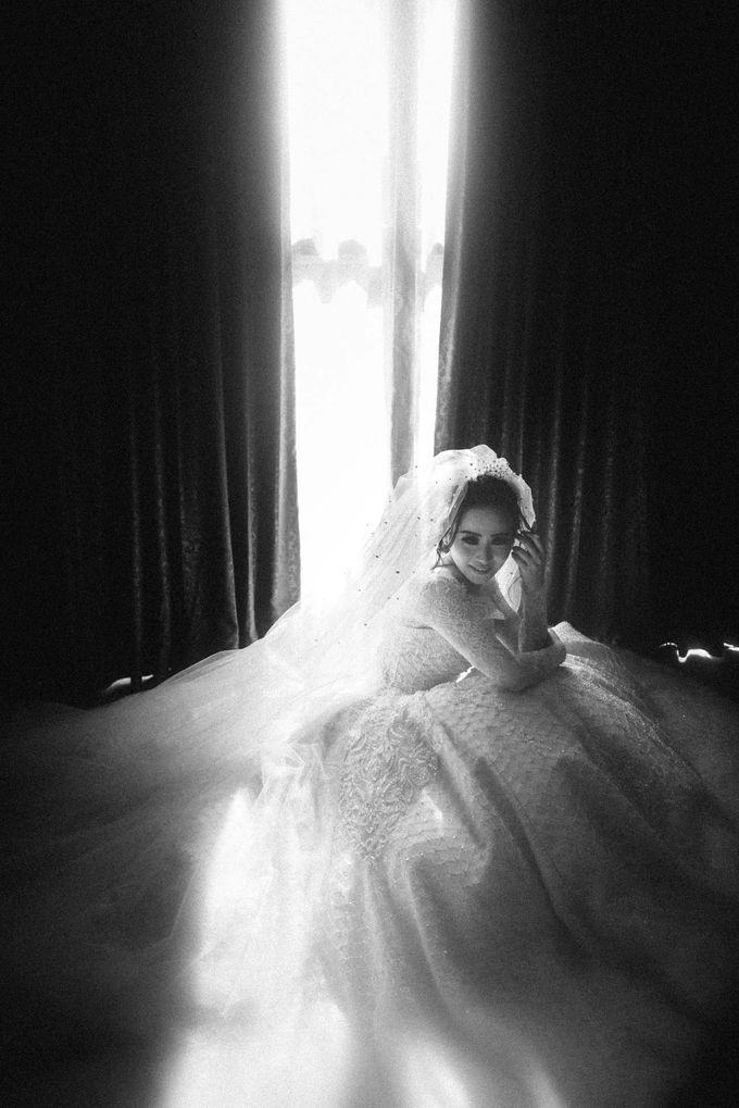 HENDRA & JENNY WEDDING by DHIKA by MA Fotografia - 012