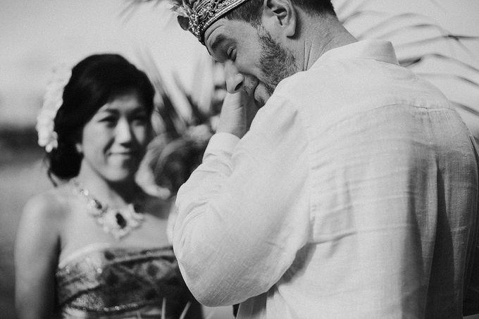 Nagisa Bali Wedding for Sacha & Ana by Nagisa Bali - 011