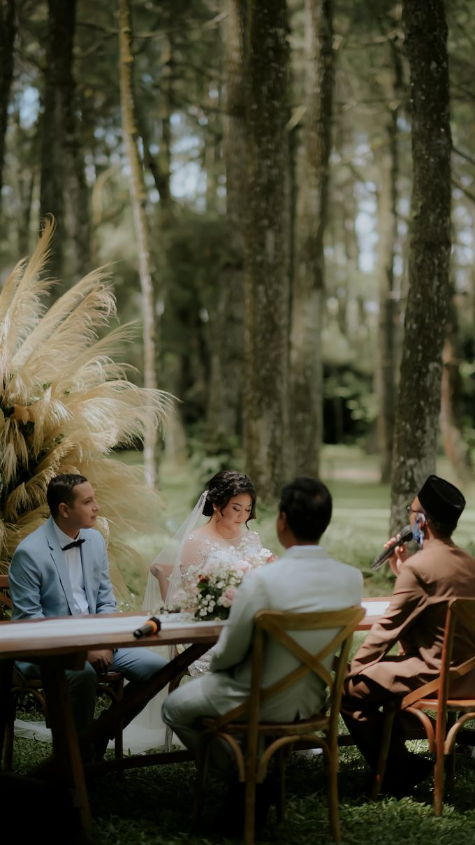 wedding Indah & Mohamed by yellow bird - 011